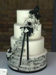 wedding cake song lover wedding cake idea your favorite song printed on