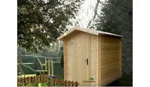 abris de jardin madeira abri de jardin bois 19 mm d épaisseur 2 43 m madeira bex