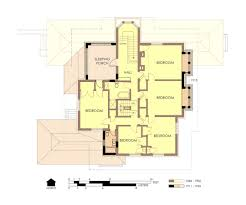 kerferd whiting architects archdaily first floor plan house with