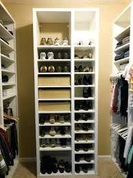 Shoe Rack For Closet Door Closet Closet Shoe Organizers Best Shoe Organizer Closet Ideas