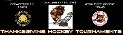 2013 thanksgiving tournaments presented by alberni valley minor