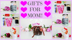Gifts For Mom by Diy Gifts For Mom Youtube