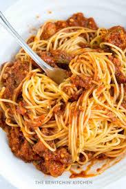 wedding gift spaghetti sauce world s best spaghetti sauce the bewitchin kitchen
