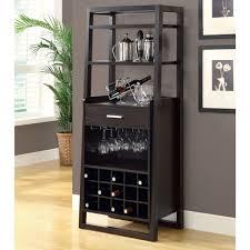 Bar Storage Cabinet Diy Coffee Bar Cabinet Industrial Cart Wood Black Pipe Diy