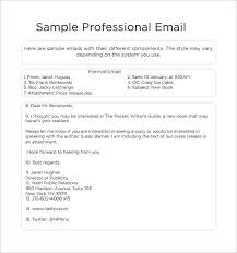 free resume professional templates of attachments to email professional email template 7 download free documents in pdf