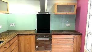 hauteur de cr ence cuisine credence en carrelage pour cuisine drawandpaint co