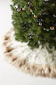 caribou tree skirt anthropologie