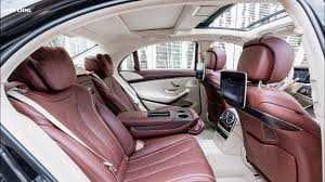mercedes maybach interior 2018 2018 mercedes benz s class interior design youtube