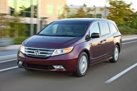 2013 honda odyssey gas mileage which minivan gets the best gas mileage