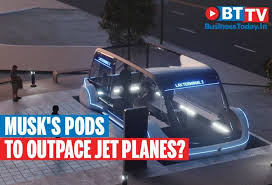 elon musk electric jet video will elon musk s ambitious electric pods outpace jet planes