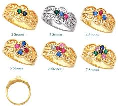 mothers ring 7 stones ring stones pictures inspiration jewelry collection ideas