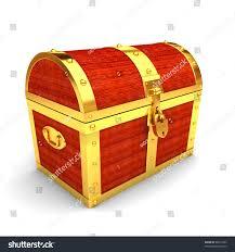wooden treasure chest stock illustration 68619952 shutterstock