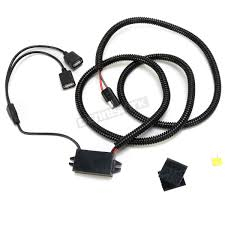 race shop inc dual usb power cables usb p snowmobile dennis