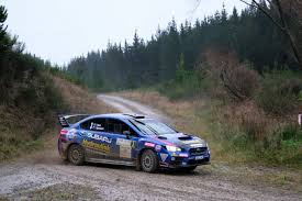 rally subaru forester hunt makes the most of mid season break subaru of new zealand