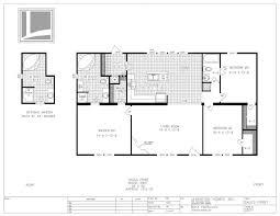 2 Bedroom Double Wide Floor Plans Lexington Homes Double Wide Floor Plans