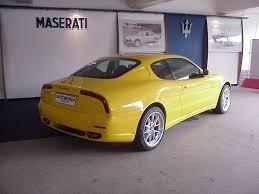 maserati yellow bork ca pics cars maserati