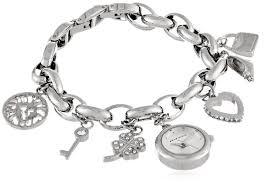 anne bracelet images Anne klein women 39 s 10 7605chrm swarovski crystal jpg