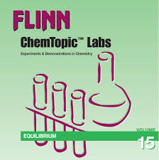 flinn chemtopic labs u2014equilibrium volume 15