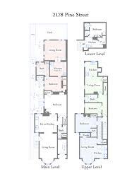 san francisco row house plans franciscoee download home colorfloorplanpine san francisco row house plans