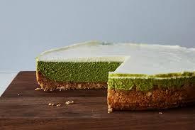 green tea and white chocolate cheesecake recipe on food52