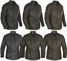 waterproof motorcycle jacket oxford heritage wax cotton waterproof motorbike motorcycle jacket