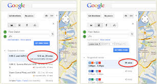 Google Maps And Directions Google Maps Revives Real Time Traffic Condition Directions