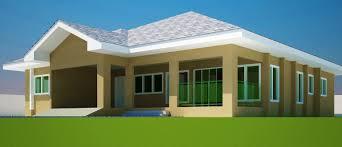 3 bedroom modern house plans modern house plans in ghana 2956