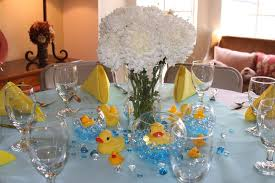 rubber duck baby shower decorations the simple concept from rubber duck baby shower ideas