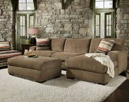 Klaussner Fletcher Sectional Chaise Sectional Couch Chelsea Home Bradley Large Sectional In