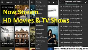 free tv shows for android terrarium tv for android ios iphone pc kodi more