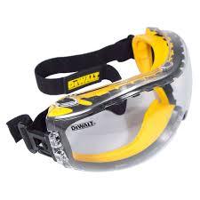 Safety Clothing Near Me Dewalt Dpg82 11 Concealer Clear Anti Fog Dual Mold Safety Goggle