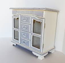 Large White Jewelry Armoire 174 Best Upcycled Jewelry Boxes Images On Pinterest Cigar Boxes