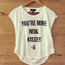 aeropostale blouses t shirt pretty liars ezra a pll nail