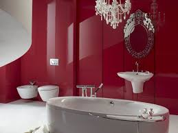 bathroom red bathroom sink 53 enticing bathroom ideas for