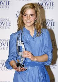 Hermione Granger In The 1st Movoe Emma Watson Celebrates 25th Birthday Harry Potter Actress U0027s Life