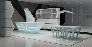 futuristic home interior interior designs tron house furniture inspired home interiors new