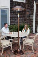 Fire Sense Halogen Patio Heater by Electric Patio Heaters From Select Quality Manufacturers