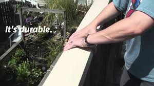 Plastic Handrail Vinyl Handrail Covers Tough Long Lasting Easy To Clean A Snap