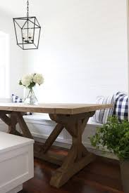 Kitchen Banquette Seating by Modern Farmhouse Style U2013 Cottonwood Interiors Nook Pinterest