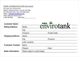 order confirmation template u2013 24 free word excel pdf document
