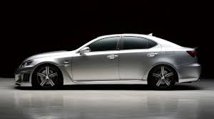 lexus isf white lexus is f wald sports line black bison edition new photos