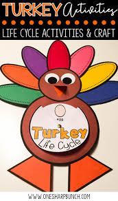 turkey life cycle activities one sharp bunch