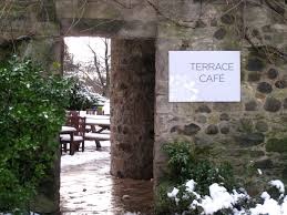 Royal Botanical Gardens Restaurant Terrace Café Royal Botanic Gardens Edinburgh The Edinburgh Café