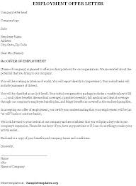 best photos of professional job offer letter job offer rejection