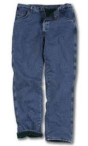 new from wrangler rugged wear warm lined jeans fishingworld com