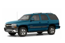2002 chevrolet tahoe new car test drive