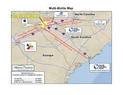 Atlanta County Map Maps Alliance Pickens