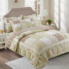 Quilted Bedspread King Online Get Cheap Coverlets King Size Aliexpress Com Alibaba Group