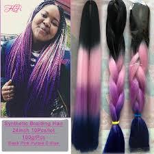 ombre kanekalon braiding hair ombre kanekalon braiding hair 10pieces xpression braiding hair