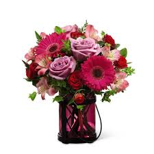 bouquet delivery better homes and gardens pink exuberance bouquet by ftd in bethel